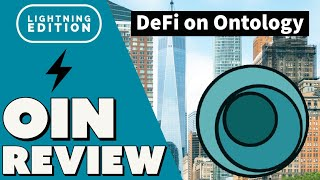 OIN Finance Review | Defi On Ontology | Bridging to Ethereum w/ Liquidity Pool | $OIN $ONT $ETH
