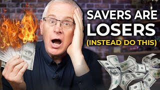 Why You Shouldn't Sąve Money - INSTEAD DO THIS NOW