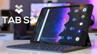 Samsung Galaxy Tab S3 Review: Best Android Tablet But Nothing More!