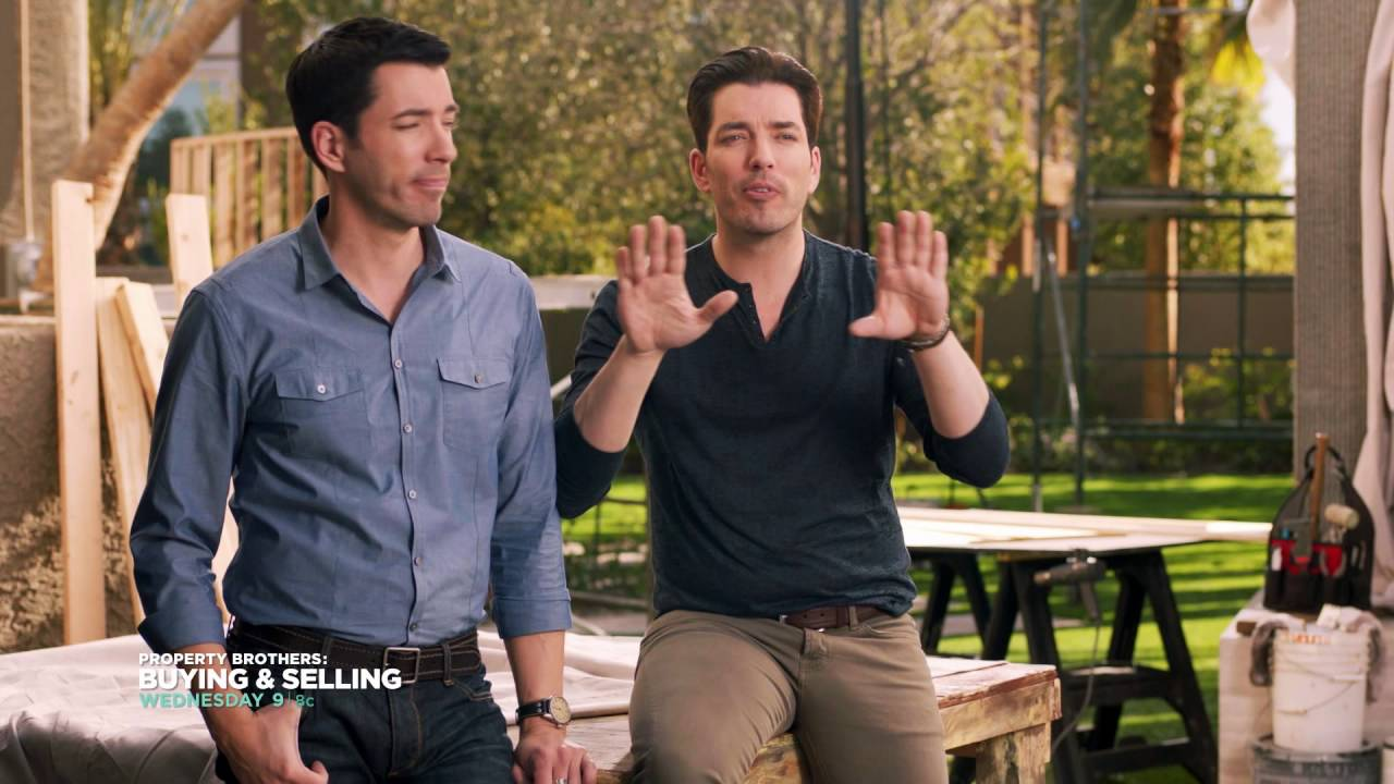 Hgtv Property Brothers Buying Selling Summer 2016 Commercial Youtube