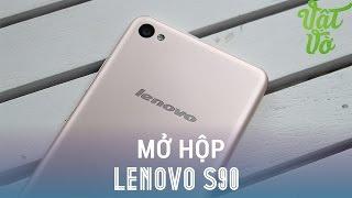 [Review dạo] Mở hộp & đánh giá nhanh Lenovo S90 - 2GB RAM, bản sao của iPhone 6