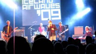 Lights on the Highway - Katrina (Live at Listasafn Reykjavíkur) October 15th
