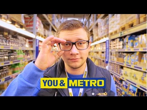 YOU & METRO – In Business Together