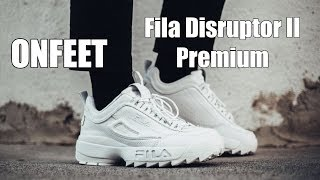 ONFEET Fila Disruptor 2 Premium All