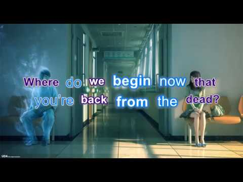 Skylar Grey-Back From The Dead(Lyrics)