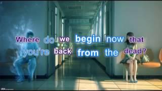 Skylar Grey-Back From The Dead(Lyrics)