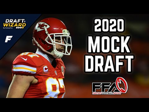 Fantasy Football Mock Draft - 2020 Fantasy Football Advice | 12 Team | Half PPR | 9th Pick