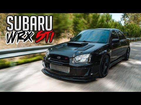Subaru Impreza WRX STI Test Sürüşü / Spec C TYPE RA Donanımı