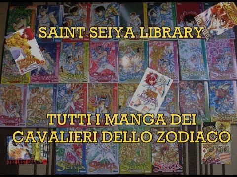 Saint Seiya Library: tutti i m...