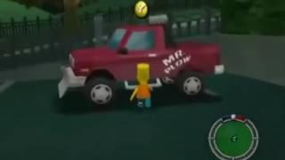 i Simpson in italiano Fermati o il cane spara! episodi completi gioco 2016   HD