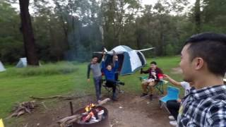 BLUE MOUNTAINS 2017 - Camping trip