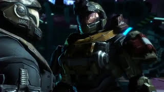 Halo: Reach Cutscenes - Long Night of Solace Closing
