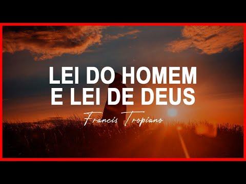 PREGAÇÃO - AS LEIS DOS HOMENS E A LEI DE DEUS (ROMANOS 13:1-10)