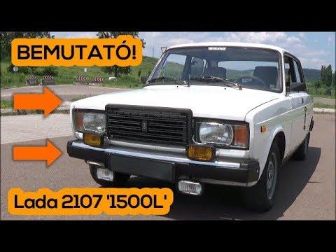 Lada 2107 '1500L' (1994)   BEMUTATÓ  
