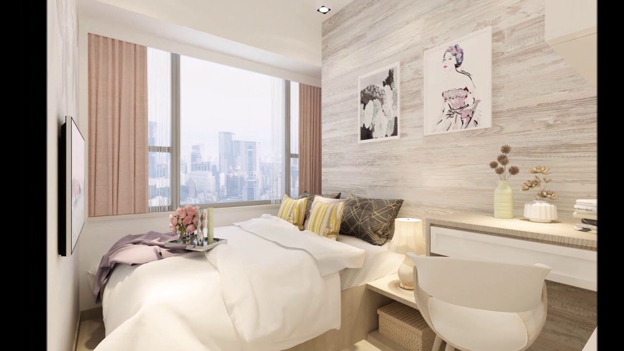 2018年度香港最新樓盤室內設計 - YouTube