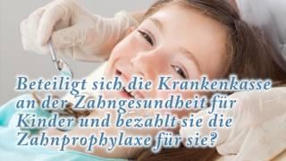 Thema Zahngesundheit -  Zahnprophylaxe für Kinder und Erwachsene in Bad Homburg und Rhein-Main