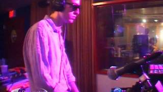 """The Horrors performing """"Still Life"""" on KCRW"""