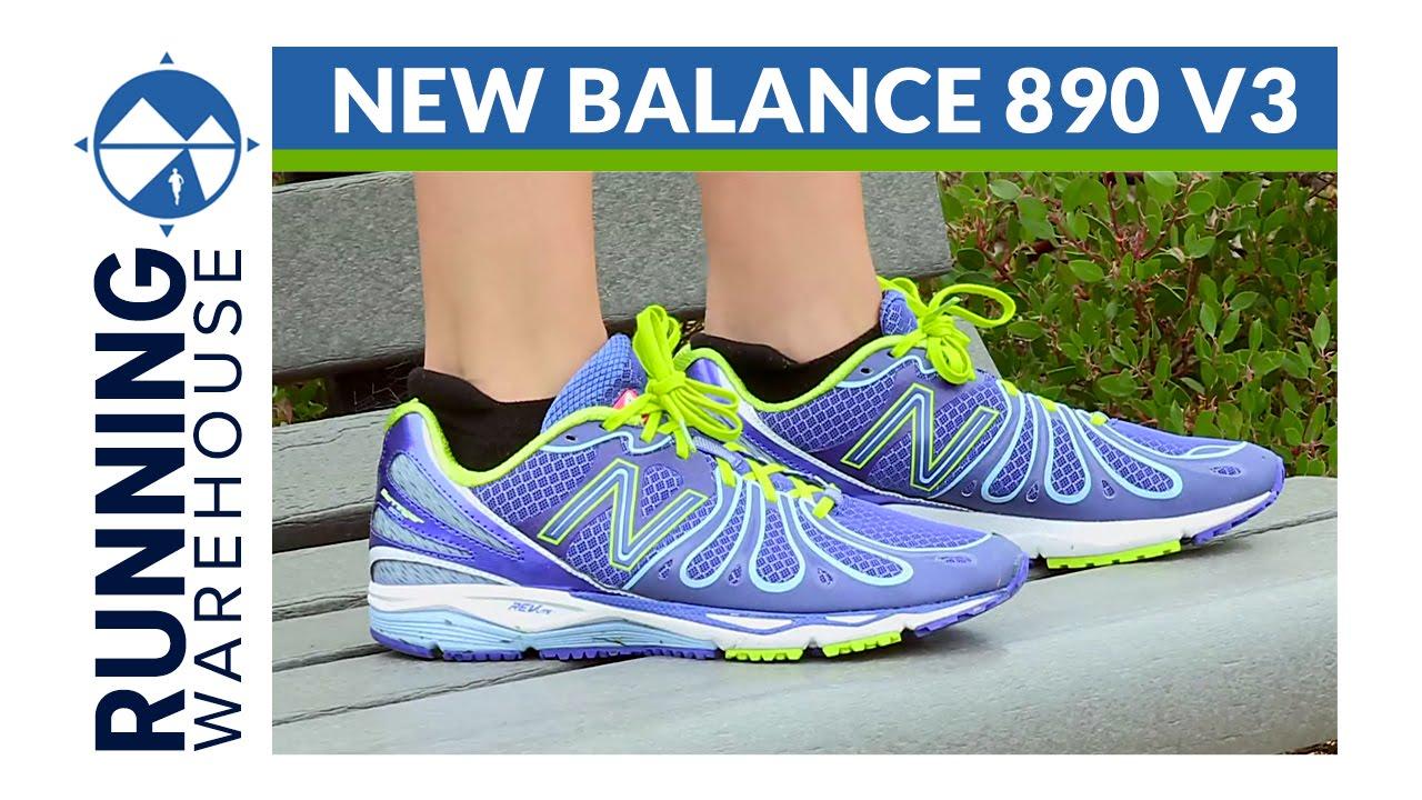 New Balance 890 v3 Shoe Review