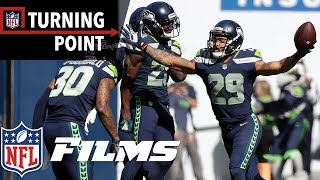 The One Mistake that Led the Seahawks to Their First Win | NFL Turning Point