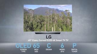 lg oled65c6p c6 curved oled 4k hdr smart tv full specs review lgtv