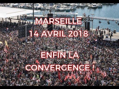 MARSEILLE, 14 AVRIL 2018 - ENFIN LA CONVERGENCE !