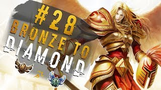 How to Deal with 40 min+ Silver Elo Games | Depths of Bronze to Diamond Episode #28 | Kayle