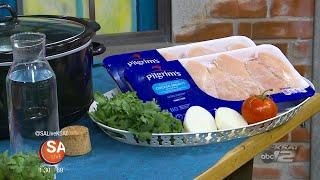 RECIPE: Easy Chicken Tacos   SA Live  KSAT 12