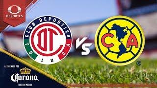 Previo: Toluca vs América | Televisa Deportes