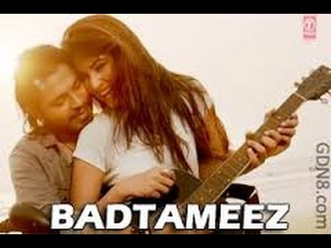 BADTAMEEZ - ANKIT TIWARI Full Song lyrics | SONAL CHAUHAN New Song 2016