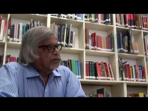 Arun Gandhi Interview in Sao Paulo, Brazil June 2012