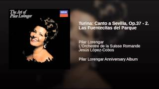Turina: Canto a Sevilla, Op.37 - 2. Las Fuentecitas del Parque