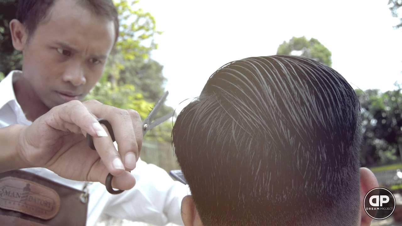 INDONESIA BARBERSHOP Potong Rambut Di Tugu Kujang MANDATORY - Hairstyle barbershop indonesia