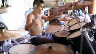 Roberto Cittadini ANOTHER FACE Drummer #1 DECEPTION VIDEO HD Thumbnail