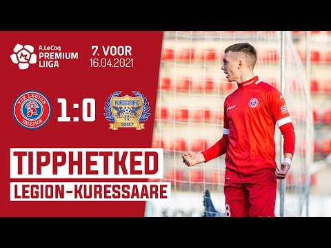 Legion Kuressaare FC Goals And Highlights