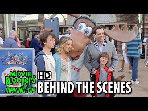 Vacation (2015) Behind the Scenes - Full B-Roll