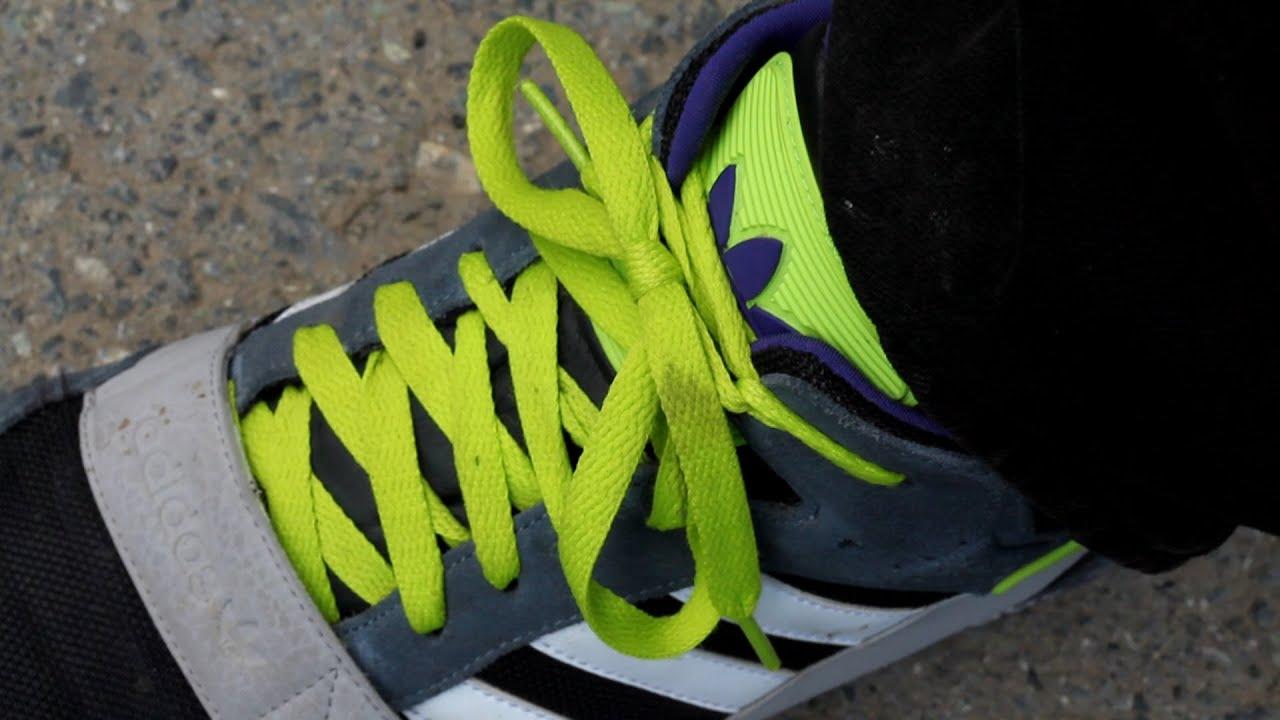 9304ce34 Как правильно завязать шнурки на кедах чтобы они не развязывались при  вождении и ходьбе