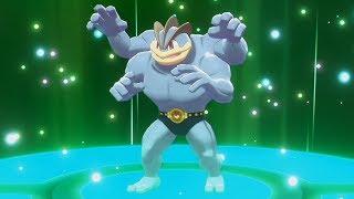 How To Get MACHAMP in Pokémon Sword & Shield - Trading in Pokémon Sword & Shield Tutorial