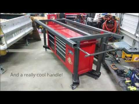 Welding Table Build Project Part 3 Of 3 Doovi
