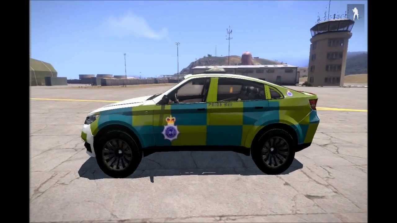 Max UK Police Mod - Modules - Armaholic