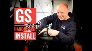 How to fit Machineart Advance hand guards to a BMW R1200GS