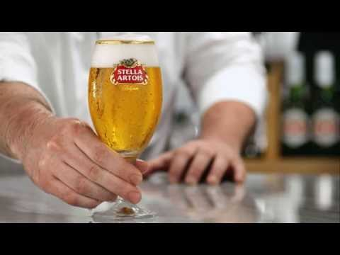 The 9 Step Pouring Ritual | Host Beautifully | Stella Artois