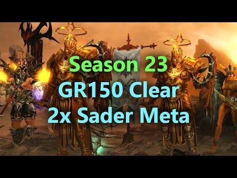GR150 with Double Crusader (Season 23)