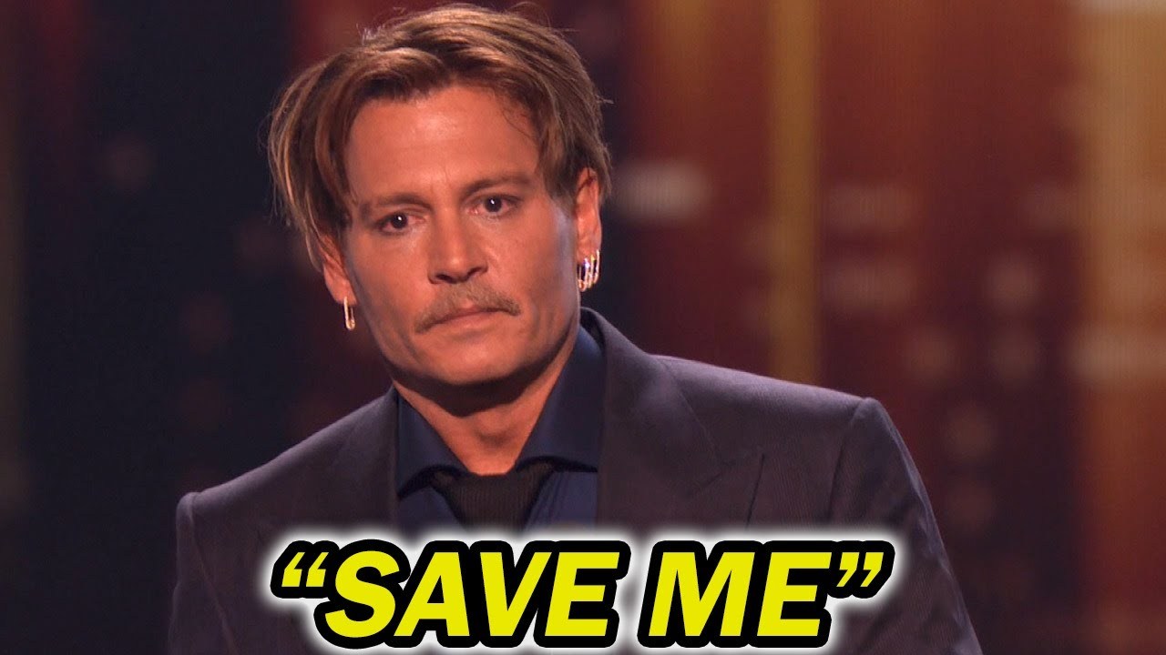Download 10 Times Johnny Depp Tried To Warn Us About AH