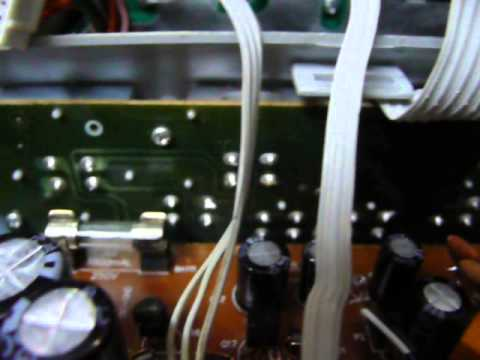 inside grundig music boy 71