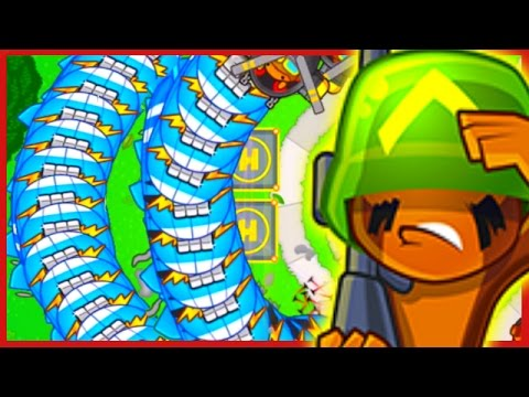 Bloons TD Battles - HOW TO BE THE MOST ANNOYING PLAYER ...