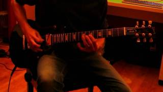 In Flames - The Jester Race Guitar Cover - Gibson Les Paul