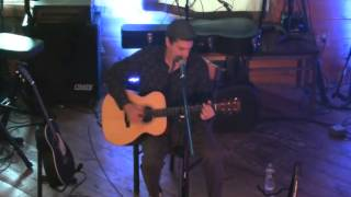 Frank Breen CT Blues Society Solo - Duo Finals Oct 18th 2015