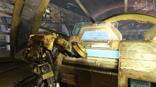 Transformers: Fall of Cybertron - maxed out 1080p PC - Level 1