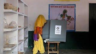 Election régionale test pour le Premier ministre indien Narendra Modi