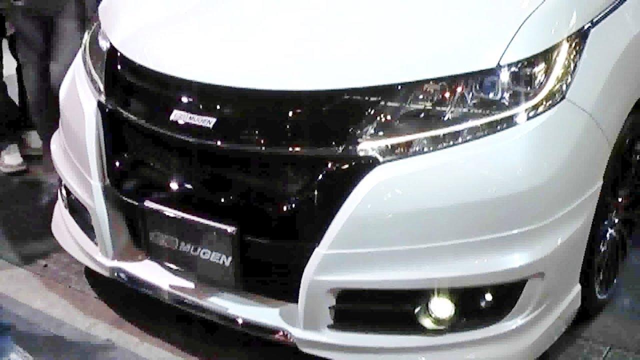 2017 Honda Odyssey >> ホンダ オデッセイ 無限 大阪オートメッセ2014 HONDA MUGEN ODYSSEY ABSOLUTE ...